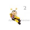 Lógólábú méhecske 10cm többféle