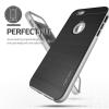 VERUS iPhone 6 Plus / 6S Plus High Pro Shield hátlap, tok, ezüst