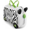 Trunki Bőrönd - Zimba, a zebra kézitáska és bőrönd
