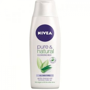Nivea Visage Cleansing Pure&Natural arctisztító tej, 200ml (4005808582129)