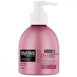Syoss Supreme Revive Color Perfect Miracle hajápoló folyadék, 200 ml (9000100832601)