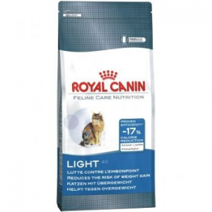 Royal Canin FCN Light 40 macskaeledel, 400g (100166)