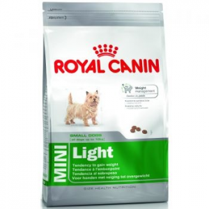 Royal Canin SHN Mini Light kutyaeledel, 8Kg (3005787)
