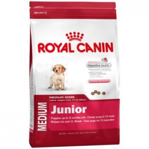 Royal Canin SHN Medium Junior kutyaeledel, 4Kg (100072)