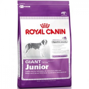 Royal Canin SHN Giant Junior kutyaeledel, 4Kg (100106)
