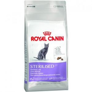 Royal Canin Pisici Royal Canin FHN Sterilised37 macskaeledel, 10Kg (122370)