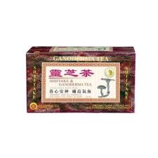 Dr. Chen Dr. Chen instant shiitake és ganoderma tea 20x 10g gyógyhatású készítmény
