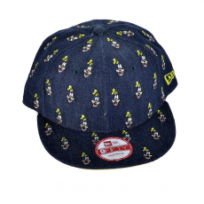 New Era ALLOVER DISNEY GOOFY NVYOTC Baseball sapka