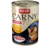 Animonda Cat Carny Adult, csirke és kacsa 24 x 200 g macskaeledel