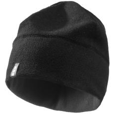 ELEVATE Caliber polár sapka, fekete (Caliber polár sapka, mindkét oldala fésült, bolyhosodásmentes anyagú, a)