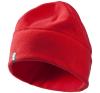 ELEVATE Caliber polár sapka, piros (Caliber polár sapka, mindkét oldala fésült, bolyhosodásmentes anyagú, a) férfi ruházati kiegészítő