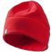 ELEVATE Caliber polár sapka, piros (Caliber polár sapka, mindkét oldala fésült, bolyhosodásmentes anyagú, a)