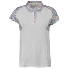 Adidas Floral női piképóló, pólóing