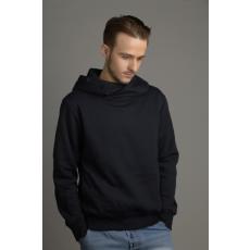 M méret Hoodie kapucnis férfi pulóver