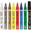 Grand Marker pen with oil cartridge GR-25 silver mak9330025