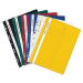 BIURFOL Hanging file folder for personnel records: A4 Biurfol green aok0040019