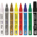 Grand Marker pen with oil cartridge GR-25 yellow mak9320025