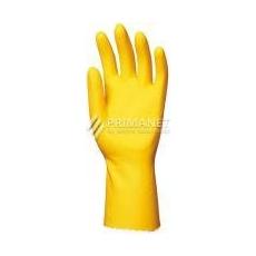 HTG gumikesztyű, sárga XL- es (5030)