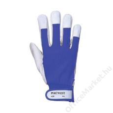 Védőkesztyű, M Tergsus, kék (MED079)