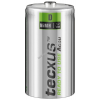 Powery Tecxus akku HR20 Góliát D 8500mAh - ready to use