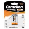 Camelion akku típus 9V-Block HR6F22 250mAh 1db/csom.