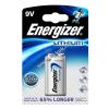 Powery Energizer Ultimate Lithium elem típus 4022  9V-Block 1db/csom.