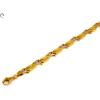 Bicolor arany karlánc