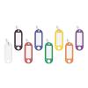 WEDO Kulcscímke, 100 db, WEDO, 8 különböző színben
