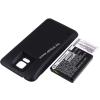 Powery Utángyártott akku Samsung típus EB-B900BU fekete 5600mAh