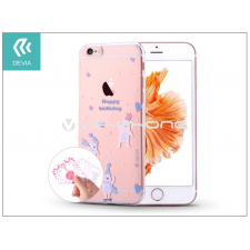 Devia Apple iPhone 6 Plus/6S Plus szilikon hátlap - Devia Vango Soft - ice bear tok és táska