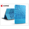 Comma Apple iPad Mini 4 védőtok (Book Case) on/off funkcióval - Comma Charming - blue