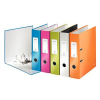 Leitz Lever arch file: WOW Leitz 180°  A4/50mm  pearl white 4002432394777