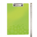 Leitz Clipboard with a cover: Leitz WOW  green 4002432106745