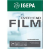Igepa Overhead Film 10 – Transparent  uncoated xpk1220221