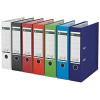 Leitz Binder: Leitz A4 with 180° mechanism  width: 50 mm  white 4002432317042