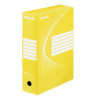 ESSELTE Archiving boxes: 100 mm  yellow 5902812336658