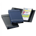DURABLE Business card holder: VISIFIX A 200 cards – graphite 4005546208923