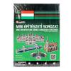 Mini építészeti sorozat: Magyarországi épületek 3D puzzle - 155 darabos