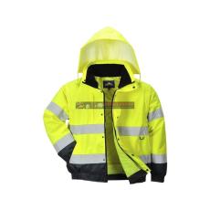 Portwest C468 Hi-Vis 2 az 1-ben jól láthatósági kabát