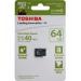 MemoryCard microSD Toshiba 64GB