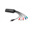 Aver Media AverMedia Video Converter ET113  YPbPr (Component Video) to HDMI adapter 61ET1130A0AD