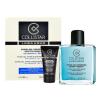 Collistar Men Hydro-gel After Shave Fresh Effect Férfi dekoratív kozmetikum Set (Ajándék szett) 100ml Borotválkozás utáni after shave Gél + 30ml Ránctalanító Krém