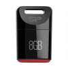Silicon Power Pendrive 8GB Silicon Power Touch T06 Black USB2.0