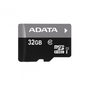 ADATA Card MICRO SDHC Adata Premier 32GB 1 Adapter UHS-I CL10