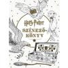 Gabo Könyvkiadó Harry Potter színezőkönyv (Új példány, megvásárolható, de nem kölcsönözhető!)