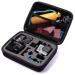 GoPro/Sport kamera tok, táska 24×17×7cm