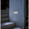 SLV Brick 229702 1xSMD LED Meleg fehér max. 3.6W IP54