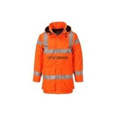 Portwest S774 BizFlame Rain Hi-Vis antisztatikus, lángálló, jól láthatósági FR dzseki