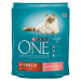 Purina ONE Adult Sterilcat Salmon 0,8 kg