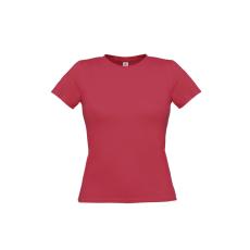 B&C B&C környakas Női póló, used raspberry